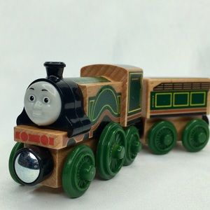 Thomas & Friends Emily and Tender WOODEN